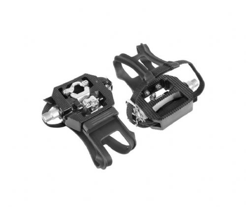 Indoor Bike Spd Pedal Set